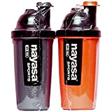 Nayasa Sports Shaker Bottle 2 Pc
