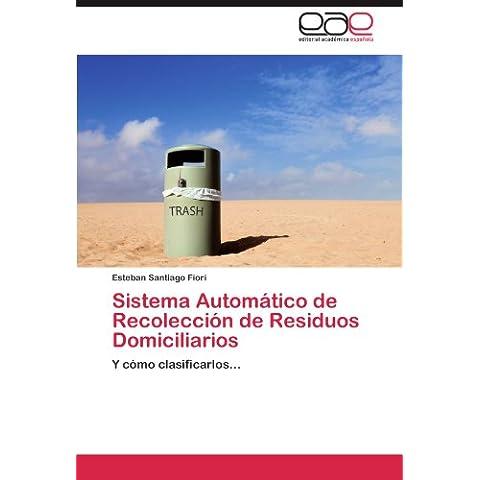 Sistema Automatico de Recoleccion de Residuos Domiciliarios