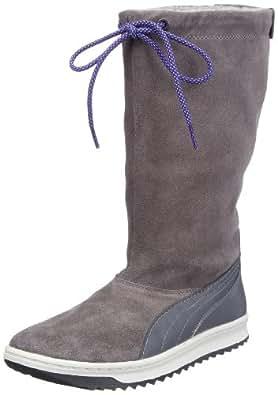 Puma Snow Pull-on Boot Wn's 353746, Damen Klassische Stiefel, Grau (steel grey 03), EU 37 (UK 4) (US 6.5)