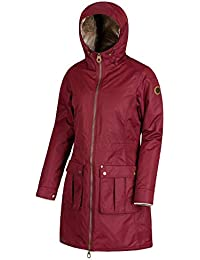 7da23774d3 Regatta Women s Romina Waterproof and Breathable Insulated Hooded Jacket