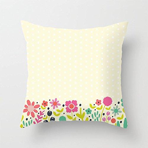 yinggouen-fleur-avec-pois-pour-decorer-un-canape-taie-doreiller-housse-coussin-45-x-45-cm