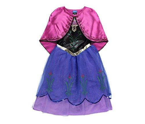 Imagen de george  disfraz de ana de frozen para niñas entre 7 8 años