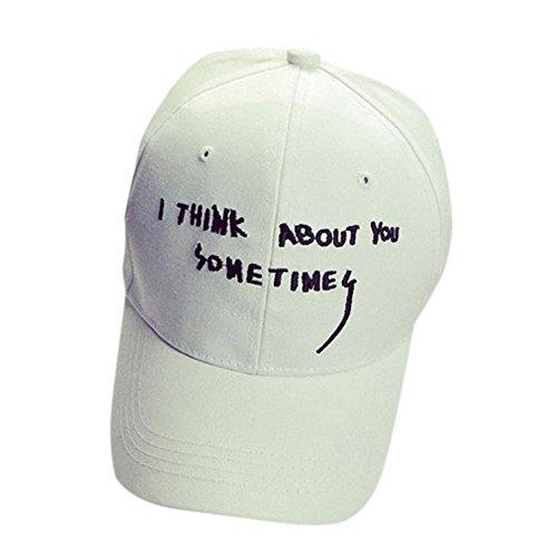 Amlaiworld Hiphop cappello,Cappello berretto da baseball ragazzi ragazze Snapback Hip Hop piatto