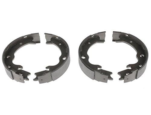 Preisvergleich Produktbild Blue Print ADH24116 Bremsbackensatz für Feststellbremse (2 Bremsbacken)