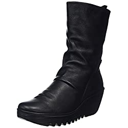fly london women's yada long boots - 41XRfyw7sIL - Fly London Women's Yada Long Boots