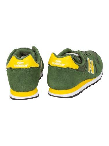 Verde Sapatilhas Das New 373 Homens Balance Dos 7Yq7Pw4x
