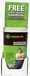 Greenlee 332-38405 Livres de pliage Pliage manuel