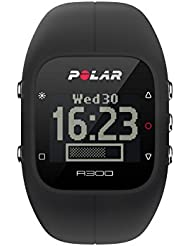 Polar Unisex  A300 Fitness und Activity Tracker mit Pulsmesser