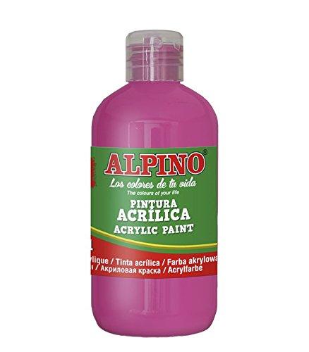 Alpino dv000025Trinkflasche Acrylfarbe ESCOLAR
