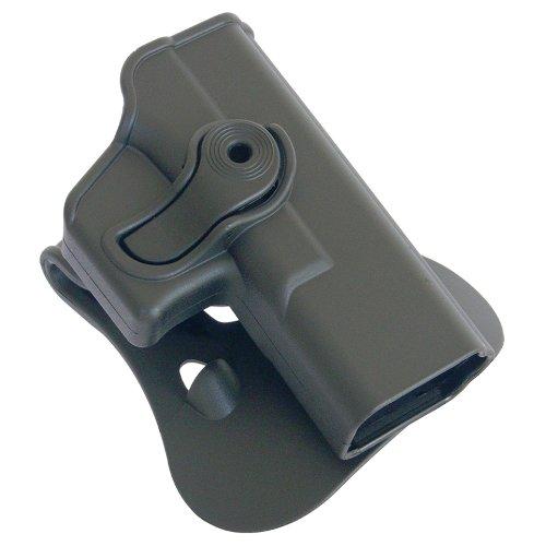 Polymer Retention Roto Holster für Glock 20/21/37/38schwarz -