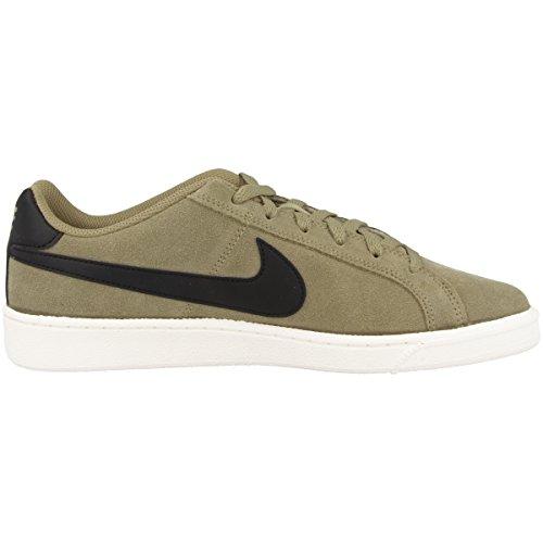 Nike Court Royale Suede MainApps Olivina-Verde