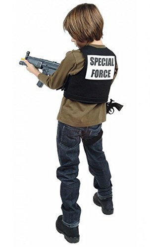 Spezialeinheit Special Force Commando Kostüm, (Kostüm Forces Boys Special)