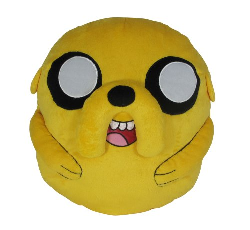 Adventure Time Jake Cuddle Peluche (Adventure Time Cuscino)
