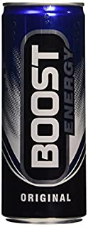 Boost Energy Drink 250 Ml (pack Of 24) (B0077PNUJE)   Amazon price tracker / tracking, Amazon price history charts, Amazon price watches, Amazon price drop alerts