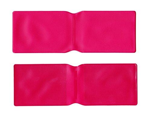 50-x-dark-pink-kunststoff-oyster-card-wallet-kreditkarte-halterung-id-card-wallet-visitenkarten-reis