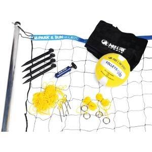 Park & Sun Sports Spiker volleyball-filet azul