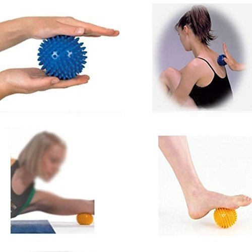 Homgaty 9cm Spiky – Exercise Balls & Accessories