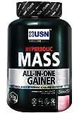 USN Hyperbolic Mass Gain Shake Powder, Strawberry- 2 kg
