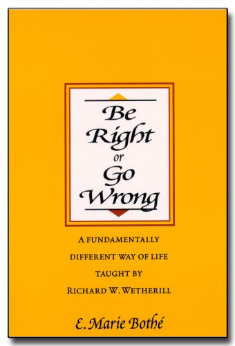 Be Right or Go Wrong (English Edition)
