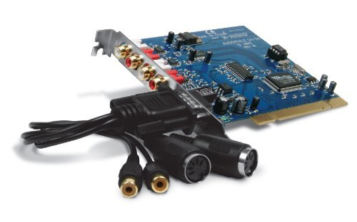 M-Audio Audiophile 2496 MIDI Digital Recording Interface