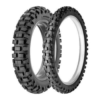 Motodak Pneu Dunlop D606F 90/90-21 M/C 54R TT