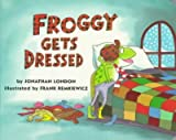 (Froggy Gets Dressed Board Book) By London, Jonathan (Author) board_book Published on (10 , 1997)