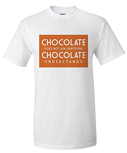Chocolate Understands - Simply Said (Premium T-Shirt) (Premium Lg Chocolate)