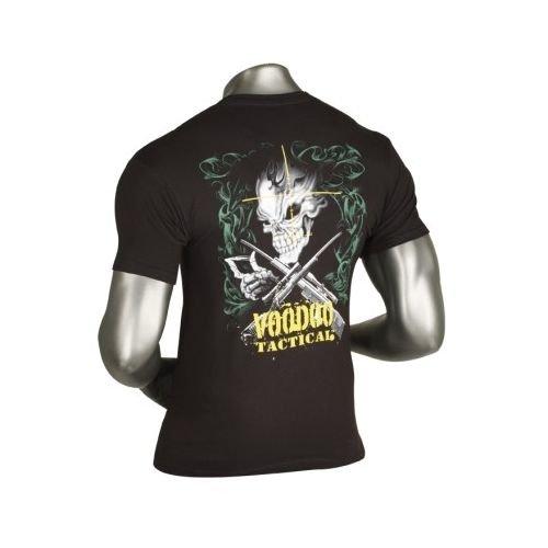 VOODOO TACTICAL 20-9139024097 Kurzarm-T-Shirt, Weiß, 2XL