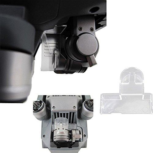 Preisvergleich Produktbild Hunpta Neue Gimbal Lock Klammer Kamera Cover Protector PTZ Halter für DJI Mavic Pro Drohne (grau)
