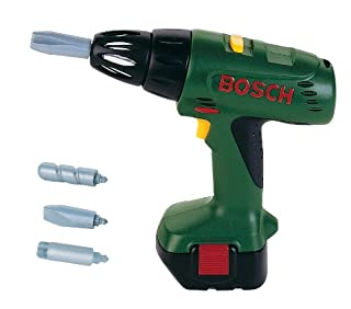 Theo Klein 8402 - Bosch Screwdriver, Cordless Drill (B0000AC9BY) | Amazon Products