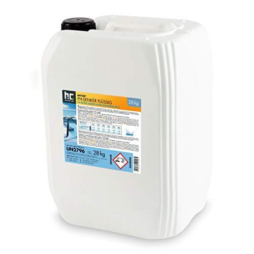 Höfer Chemie pH Senker Pool flüssig - 1 x 28 kg ORIGINAL für einen optimalen pH-Wert und eine Gute Wasserqualität