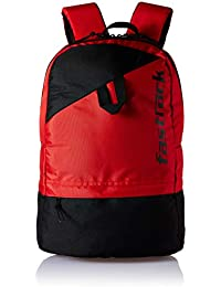 Fastrack 21 Ltrs Red School Backpack (A0723NRD01)