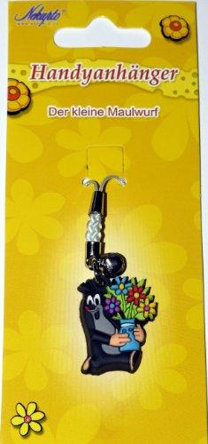 Der-Kleine-Maulwurf-Handyanhnger-Blume