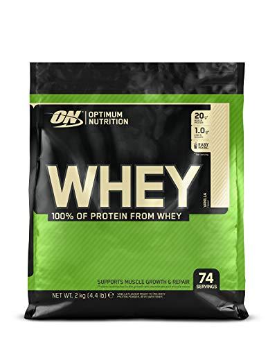 Optimum Nutrition ON Whey Protein Pulver. Zuckerarmes