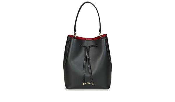 Handtaschen Schwarz Ralph Debby Damen Dryden Lauren 0O8nPkw
