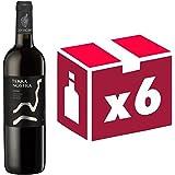 Vin rouge - Terra Nostra Aop Corse 2014 -Vin rouge x6 - AOC Vin de Corse