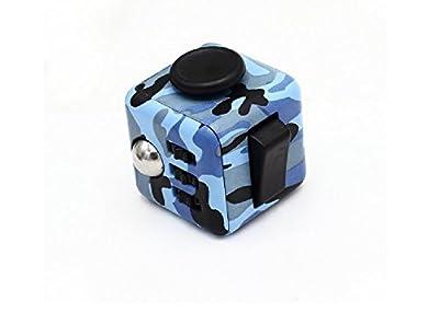 Uhat® Cube Soulage Le Stress Anxiété Pour Enfants Adultes Jouet Pochette Anti stress