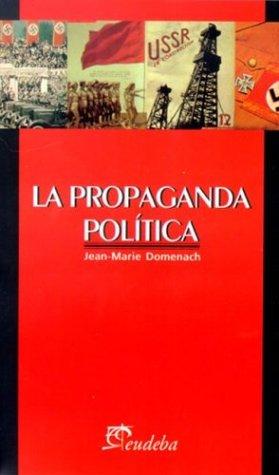 La propaganda politica
