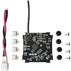 Tablero Controlador de Vuelo Cepillado, Construido en protocolo para RC Quadcopter Part - Negro