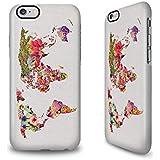 Hülle / Case / Cover für iPhone 6 mit Designer Motiv - ''It's your world'' von Bianca Green