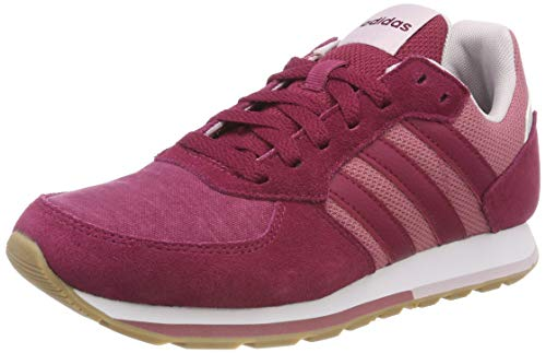 adidas Damen 8k Gymnastikschuhe, Marrone (Trace Maroon/Mystery Ruby F17/Ice Purple), 38 EU