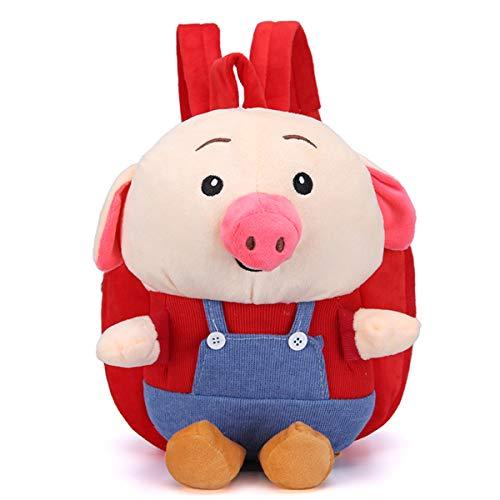 Kindergarten Plush Doll Tasche 1-3 Jahre Alt Niedliche Kind Mini-baby-kleine Rucksack Mädchen Schulter Tasche