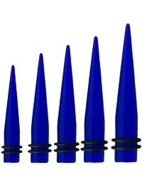 Juego de dilataciones (1,6 mm - 10 mm, protección contra rayos UV