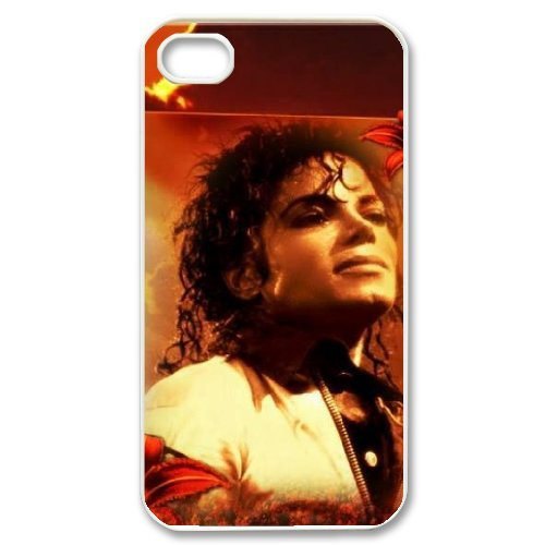 LP-LG Phone Case Of Michael Jackson For Iphone 4/4s [Pattern-6] Pattern-5