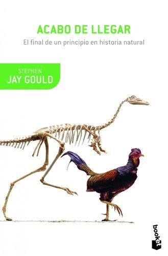 Acabo de llegar por Stephen Jay Gould