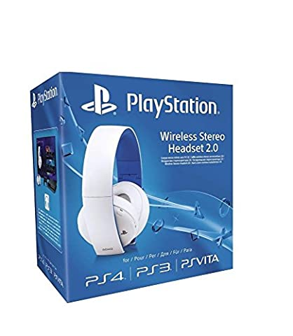 PlayStation 4 Wireless Stereo Headset 2.0,