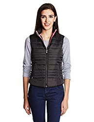 Pepe Jeans Womens Jacket (OLLIE SL_Black_Small)