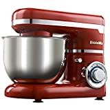 Bloomerang Biolomix Kitchen Stand Mixer 4L Stainless Steel Bowl 1200W Professional Chef Ma