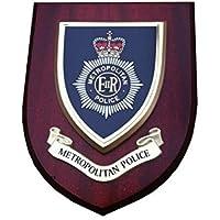 Metropolitan Police Wall Plaque Helmet Badge Design