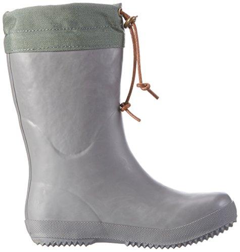 """Bisgaard Rubber Boot """"Winter Thermo"""", Bottes et bottines à doublure chaude mixte enfant Gris (70)"""